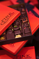 Europe/France/Poitou-Charentes/86/Vienne/Poitiers: Chocolats de Bernard  Andrieu, pâtissier-chocolatier:  Fink