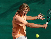 2013-08-13, Netherlands, Raalte,  TV Ramele, Tennis, NRTK 2013, National Ranking Tennis Champ,  Jelle Sels<br /> <br /> Photo: Henk Koster