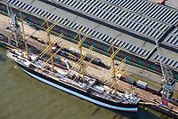 Peking am Schuppen 50 bei Hafenmuseum: EUROPA, DEUTSCHLAND, HAMBURG, (EUROPE, GERMANY), 13.10.2020  Peking am Schuppen 50 bei Hafenmuseum