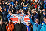 23.12.2018 St Johnstone v Rangers: Rangers fans