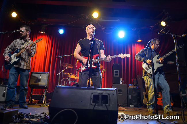 Melody Den CD release party at Off Broadway in St. Louis, MO on Jan 12, 2013.