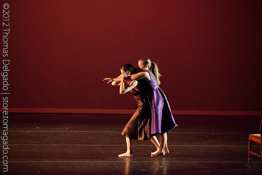 2012 Fall Dance Festival at Mendocino College