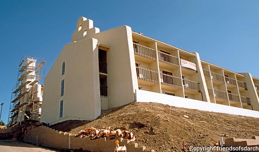 "San Clemente CA: Ramada Inn--""Mission Style""--1986."