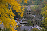 Europe/France/Auvergne/63/Puy-de-Dôme/Orcival: Basilique Notre-Dame
