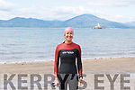 Aisling Brosnan from Tralee who in training as she is swimming 5km from Derrymore to fenit for Motor Neurone Ireland in memory of her dad Tom.