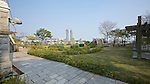 View Across The Garden, The Consul's Residence, Gulangyu, Xiamen (Amoy).