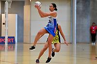 National Netball League - Central Manawa v Northern Marvels at ASB Sports Centre, <br />  Wellington, New Zealand on Saturday 1 May 2021. <br /> Photo by Masanori Udagawa. <br /> www.photowellington.photoshelter.com