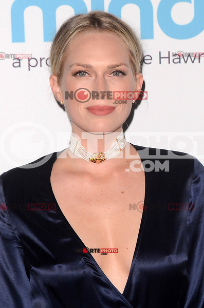 BEVERLY HILLS, CA - NOVEMBER 03: Erin Foster at Goldie's Love In For Kids at Ron Burkle's Green Acres Estate on November 3, 2017 in Beverly Hills, California. Credit: David Edwards/MediaPunch