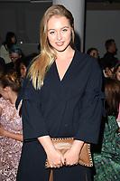 Iskra Lawrence<br /> at the Bora Aksu SS18 Show as part of London Fashion Week, London<br /> <br /> <br /> ©Ash Knotek  D3308  15/09/2017