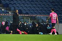3rd January 2021; Dragao Stadium, Porto, Portugal; Portuguese Championship 2020/2021, FC Porto versus Moreirense; Moreirense manager Ricardo Soares