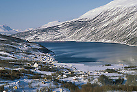 - Norway, landscape in the outskirtses of Narvik ....- Norvegia, paesaggio nei dintorni di Narvik..