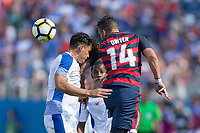 Nashville, TN - Saturday July 08, 2017: Dom Dwyer during a 2017 Gold Cup match between the men's national teams of the United States (USA) and Panama (PAN) at Nissan Stadium.
