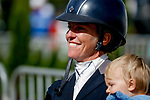 October 17, 2021: Alexandra Knowles (USA) is interviewed after competing in the Stadium Jumping Final at the 5* level during the Maryland Five-Star at the Fair Hill Special Event Zone in Fair Hill, Maryland on October 17, 2021. Jon Durr/Eclipse Sportswire/CSM