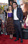 Rose Byrne and Bobby Cannavale  attends The Universal Pictures Neighbors 2 : Sorority Rising American Premiere held at The Regency Village Theatre  in Westwood, California on May 16,2016                                                                               © 2016 Hollywood Press Agency