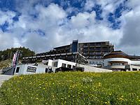Mannschaftsquartier im Hotel Nidum in Mösern - Seefeld 22.05.2021: Trainingslager der Deutschen Nationalmannschaft zur EM-Vorbereitung