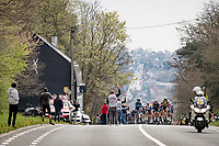 feedzone<br /> <br /> 61st Brabantse Pijl 2021 (1.Pro)<br /> 1 day race from Leuven to Overijse (BEL/202km)<br /> <br /> ©kramon