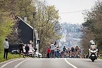feedzone<br /> <br /> 61st Brabantse Pijl 2021 (1.Pro)<br /> 1 day race from Leuven to Overijse (BEL/202km)<br /> <br /> ©kramon