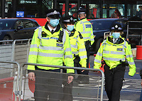 OCT 14 Face Coverings Worn in London