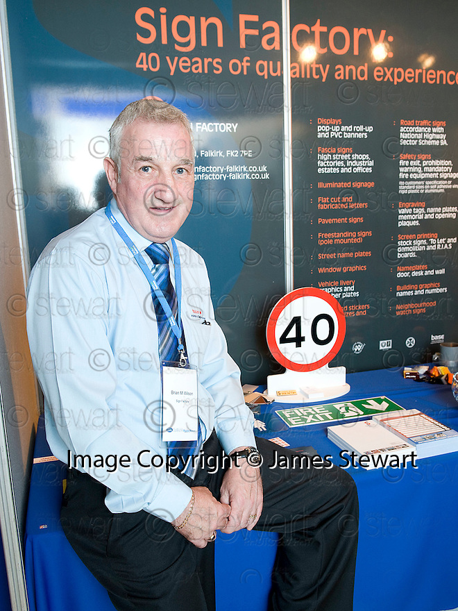 Falkirk Business Exhibition 2011<br /> Sign Factory & Printworks