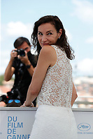 """CANNES, FRANCE - JULY 16: French actress Jeanne Balibar and Thai director Apichatpong Weerasethakul at photocall for the film """"Memoria"""" at the 74th annual Cannes Film Festival in Cannes, France on July 16, 2021  <br /> CAP/GOL<br /> ©GOL/Capital Pictures"""