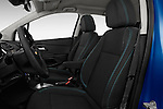 Front seat view of 2016 Chevrolet Trax LS 5 Door SUV Front Seat  car photos