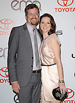 Sarah Drew and husband at The 2010 Environmental Media Association Awards held at WB Studios in Burbank, California on October 16,2010                                                                   Copyright 2010  © Hollywood Press Agency