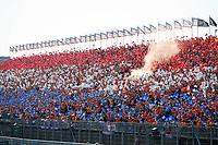 Fans, F1 Grand Prix of the Netherlands at Circuit Zandvoort on September 5, 2021 in Zandvoort, Netherlands.  Fans, F1 Grand Prix of the Netherlands at Circuit Zandvoort