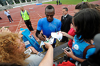 20110524 Bolt Allenamento