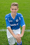 St Johnstone FC Academy Under 14's<br /> Jordan Northcott<br /> Picture by Graeme Hart.<br /> Copyright Perthshire Picture Agency<br /> Tel: 01738 623350  Mobile: 07990 594431