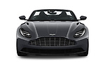 Straight front view of a 2019 Aston Martin DB11-Volante - 2 Door Convertible Front View