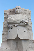 The Stone of Hope statue at the Martin Luther King, Jr. Memorial in Washington, DC.