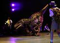 Dino Safari live dinosaur show in Tokyo