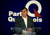 Montreal (Qc) CANADA -1994  File Photo -<br /> <br /> Lucien Bouchard, Leader Bloc Quebecois