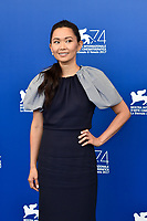 Actress Hong Chau attends a photocall of the movie 'Downsizing' at the 74th Venice Film Festival, Venice Lido, August 30, 2017. <br /> UPDATE IMAGES PRESS/Marilla Sicilia<br /> <br /> *** ONLY FRANCE AND GERMANY SALES ***