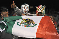EAST RUTHERFORD, NJ - SEPTEMBER 5: Mexico Fans supporting the National Team during a game between Mexico and USMNT at MetLife Stadium on September 6, 2019 in East Rutherford, New Jersey.