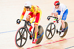 Albert Torres Barcelo of Spain competes on the Men's Omnium Tempo Race 10km during the 2017 UCI Track Cycling World Championships on 15 April 2017, in Hong Kong Velodrome, Hong Kong, China. Photo by Marcio Rodrigo Machado / Power Sport Images