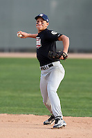 January 17, 2010:  Matt Tulley (Lowell, MA) of the Baseball Factory Northeast Team during the 2010 Under Armour Pre-Season All-America Tournament at Kino Sports Complex in Tucson, AZ.  Photo By Mike Janes/Four Seam Images