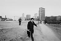 - Milan, Directional Center (1983)<br /> <br /> - Milano, Centro Direzionale (1983)