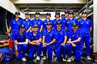 Rosmini College during the Gillette Cup Finals, Hagley Park, Christchurch, New Zealand. 5th December 2019. Photo: John Davidson, www.bwmedia.co.nz