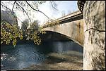 Il Ponte sulla Dora Riparia progettato dall'architetto Carlo Bernardo Mosca