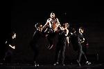 MY POGO....Choregraphie : RAMALINGOM Fabrice..Lumière : ..Dramaturgie : Thibaud Croisy..Compagnie : ..Le 20/06/2012..Cadre : Festival Uzes Danse 2012..Lieu : Jardin de l'Eveche..Ville : Uzès..© Laurent Paillier / photosdedanse.com..All rights reserved