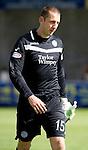 St Johnstone FC.... Season 2010-11.Graeme Smith.Picture by Graeme Hart..Copyright Perthshire Picture Agency.Tel: 01738 623350  Mobile: 07990 594431