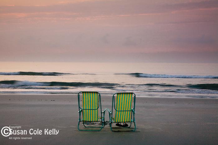 Carolina Coast sunrise, Huntington Beach State Park, SC