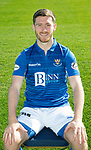 St Johnstone FC…Season 2019-20<br />Anthony Ralston<br />Picture by Graeme Hart.<br />Copyright Perthshire Picture Agency<br />Tel: 01738 623350  Mobile: 07990 594431