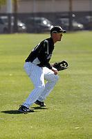 Ryan Harvey - Colorado Rockies - 2009 spring training.Photo by:  Bill Mitchell/Four Seam Images