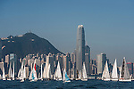 Around The Island Race 2014 -  In association with Simpson Marine