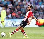 Nederland, Eindhoven, 21 juli 2015<br /> Oefenwedstrijd<br /> PSV-FC Eindhoven<br /> Davy Propper van PSV in actie met bal