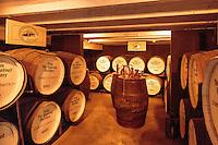 several barrels of whiskey with different vintage locked in a storage cellar in the Glenlivet whiskey distillery near Ballindalloch, Scotland on 2015/06/08. Foto EXPA/ JFK/Insidefoto