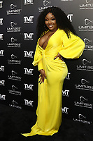FT. LAUDERDALE, FL - FEBRUARY 28, 2021 - Starr Dawkins attends Floyd Mayweather's futuristic 44th birthday party at The Venue on February 18, 2021 in Fort Lauderdale, Florida. Photo Credit: Walik Goshorn/Mediapunch