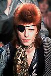 David Bowie 1974<br /> © Chris Walter